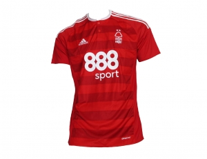 Nottingham Forest FC Trikot Home Adidas 2016/17