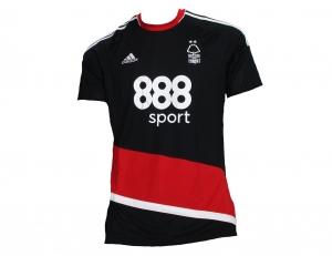 Nottingham Forest FC Trikot Away Adidas 2016/17