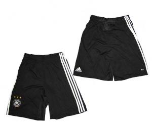 Deutschland DFB Shorts Trikothose Home Adidas 2008