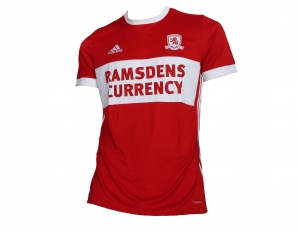 Middlesbrough FC Trikot Home Adidas 2017/18
