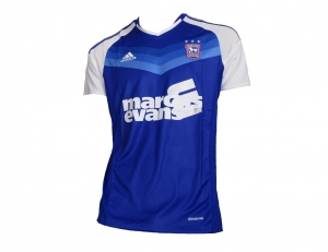 Ipswich Town FC Trikot Home Adidas 2016/17