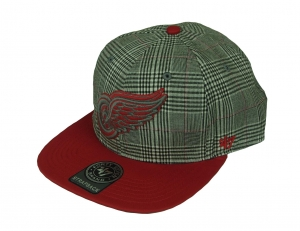 Detroit Red Wings NHL Snapback Cap Prospect Sixty 47 Brand