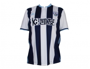 West Bromwich Albion Trikot Home Adidas 2016/17