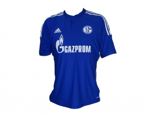 FC Schalke 04 Trikot 2014/15 Home Adidas Spieleredition Adizero Gr.10