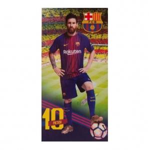FC Barcelona Badetuch Lionel Messi