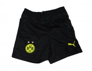 Borussia Dortmund Trikot Shorts/Hose Puma 2018/19 Kindergröße