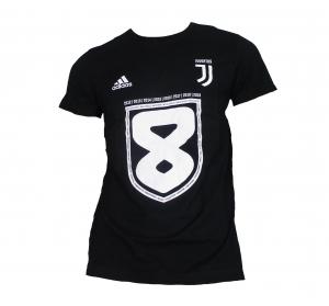 Juventus Turin T-Shirt Meisterschaft 2019 Adidas