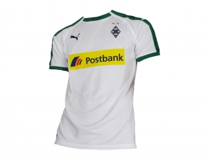 Borussia Mönchengladbach Trikot 2018/19 Home Puma Kindergröße