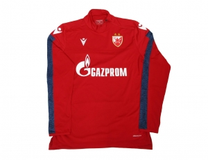 Roter Stern Belgrad Player Training Top Macron 2019/20