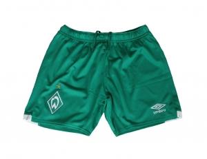 SV Werder Bremen Shorts/Short Kindergröße 2019/20 Home Umbro