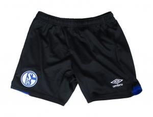 FC Schalke 04 Shorts/Short Kindergröße 2019/20 3rd Umbro