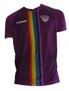 CD Guadalajara Trikot 2015/16 Hummel Anti Homophobie