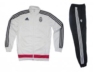 Juventus Turin Trainingsanzug/Präsentationsanzug 2015/16 Adidas