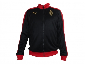 AC Mailand Trainingsjacke 120th Anniversary T7 Black Puma 2019/20