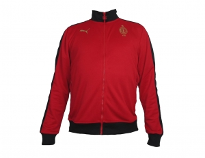 AC Mailand Trainingsjacke 120th Anniversary T7 Red Puma 2019/20