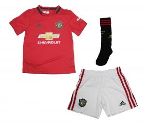 Manchester United Minikit Trikot Set Kindergröße 2019/20 Home Adidas
