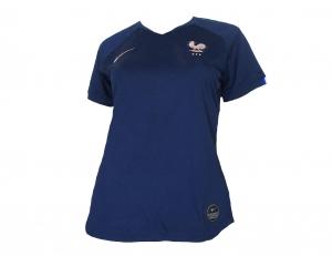 Damen Trikot Frankreich Home Nike WM 2019