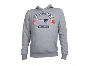 New England Patriots Hoodie Kapuzenpullover NFL New Era