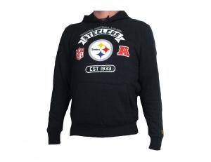 Pittsburgh Steelers Hoodie Kapuzenpullover NFL New Era