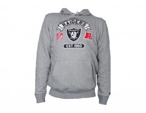 Las Vegas Raiders Hoodie Kapuzenpullover NFL New Era