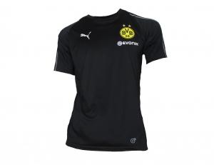 Borussia Dortmund Trikot Training Black Puma 2018/19