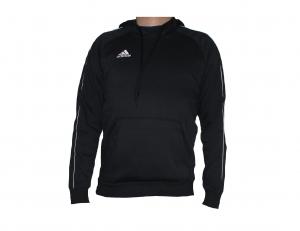 Adidas Hoody Core 18 Kapuzenpullover Sweatshirt Schwarz