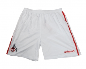 1. FC Köln Shorts/Hose Home Uhlsport 2018/19