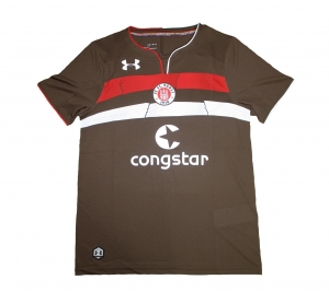 FC St. Pauli Trikot 2018/19 Home Under Armour Kindergröße
