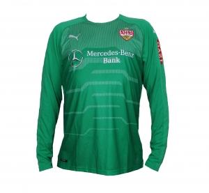 VFB Stuttgart Torwart Trikot 2018/19 Grün Puma