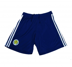 Schottland SFA Trikothose Shorts Away 2017/18 Adidas