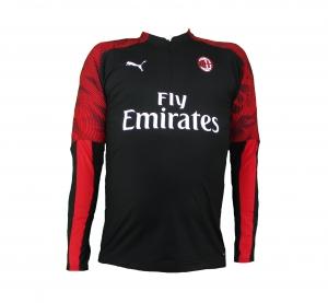 AC Mailand Trainingstop Longsleeve 2019/20 Puma Black