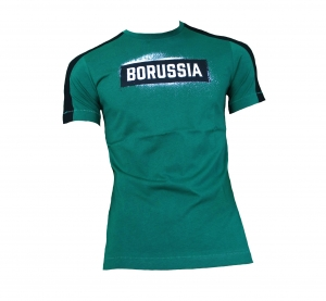 Borussia Mönchengladbach T-Shirt T7 Stencil Grün Puma