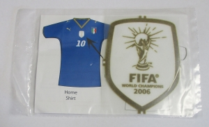 FIFA Logo Flock World Champions 2006 Home