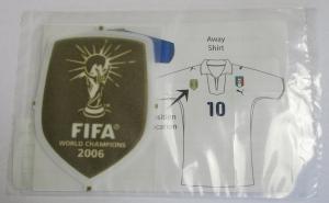 FIFA Logo Flock World Champions 2006 Away