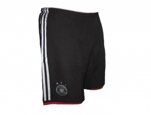 Deutschland Authentic DFB Spieleredition Shorts Trikothose Away Adidas Weltmeister 2014