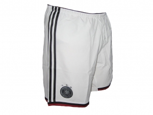 Deutschland Authentic DFB Spieleredition Shorts Trikothose Home Adidas Weltmeister 2014