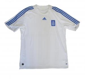 Griechenland Trikot Home Adidas 2007/09