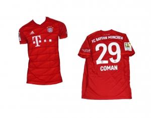 FC Bayern München Trikot Home 2019/20 Adidas Kingsley Coman