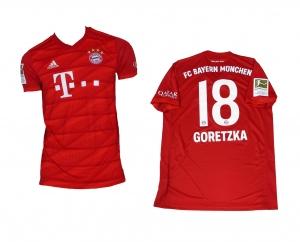 FC Bayern München Trikot Home 2019/20 Adidas Leon Goretzka