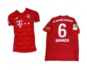 FC Bayern München Trikot Home 2019/20 Adidas Joshua Kimmich