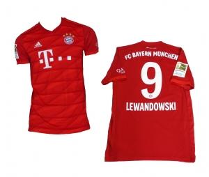 FC Bayern München Trikot Home 2019/20 Adidas Robert Lewandowski