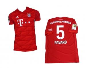 FC Bayern München Trikot Home 2019/20 Adidas Benjamin Pavard