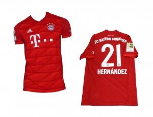 FC Bayern München Trikot Home 2019/20 Adidas Lucas Hernández