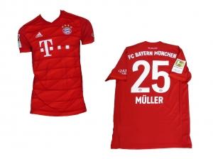 FC Bayern München Trikot Home 2019/20 Adidas Thomas Müller