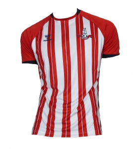 Oldham Athletic FC Trikot Away Hummel 2020/21