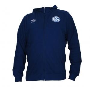 FC Schalke 04 Travel Kapuzenjacke Umbro 2020/21