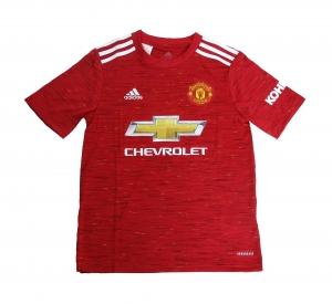 Manchester United Trikot Kindergröße 2020/21 Home Adidas