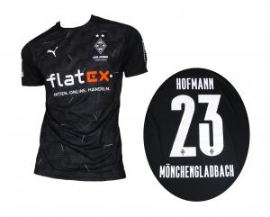 Borussia Mönchengladbach Trikot 2020/21 Away Bundesliga Puma Promo Spieleredition Jonas Hofmann 23