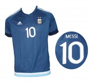 Argentinien Trikot 2016/17 Away Adidas Lionel Messi