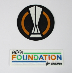 UEFA Europa League Logo Foundation Flock 2021-22
